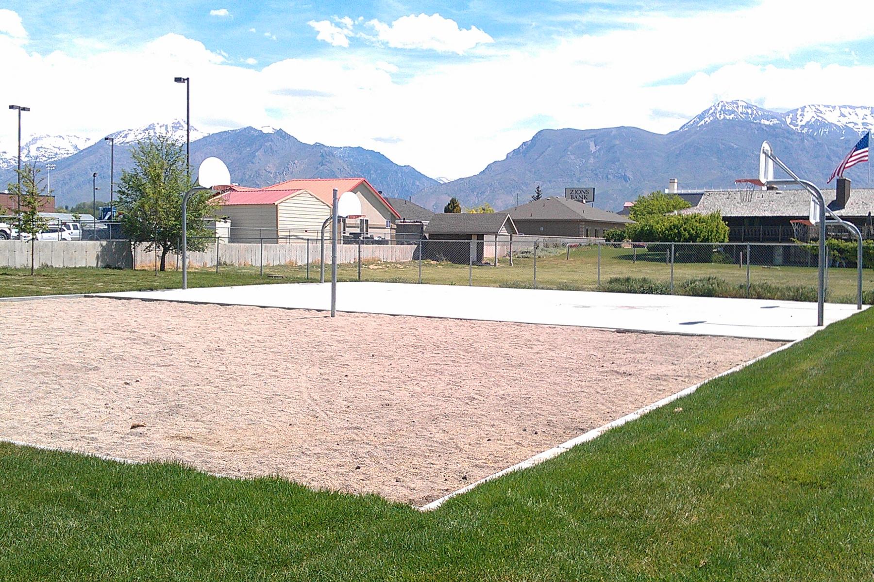 sand-court