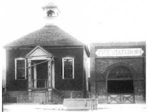 Fire Station Built 1901