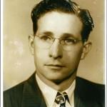 John Broadbent 1952-1957