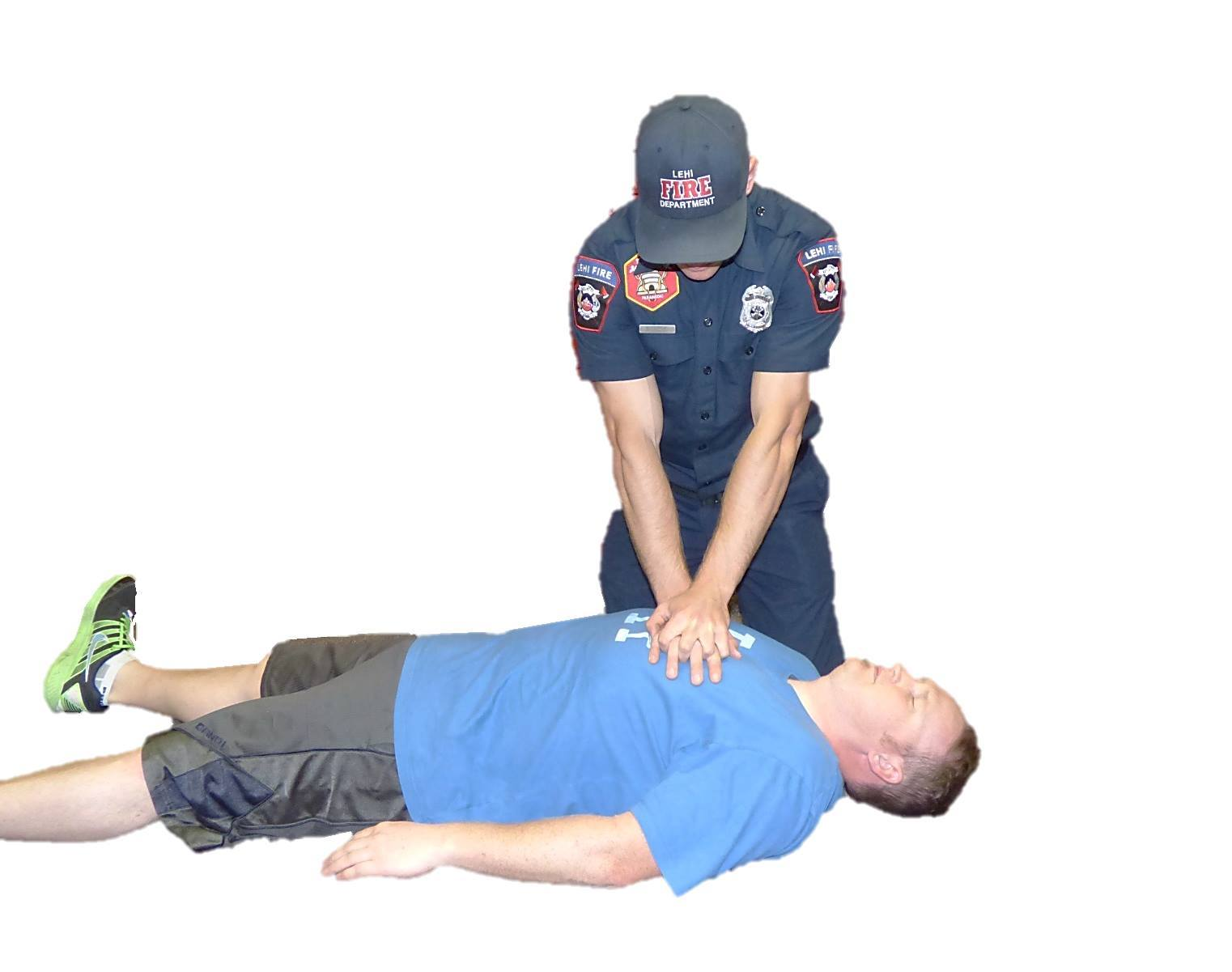 cpr aed class lehi city