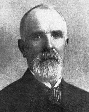 Mayor John R. Murdock