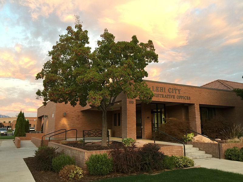 Lehi City Hall