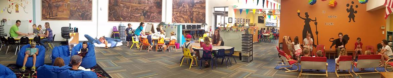 Rippy Literacy Center