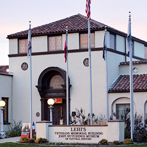 Historic Veteran's Memorial Building