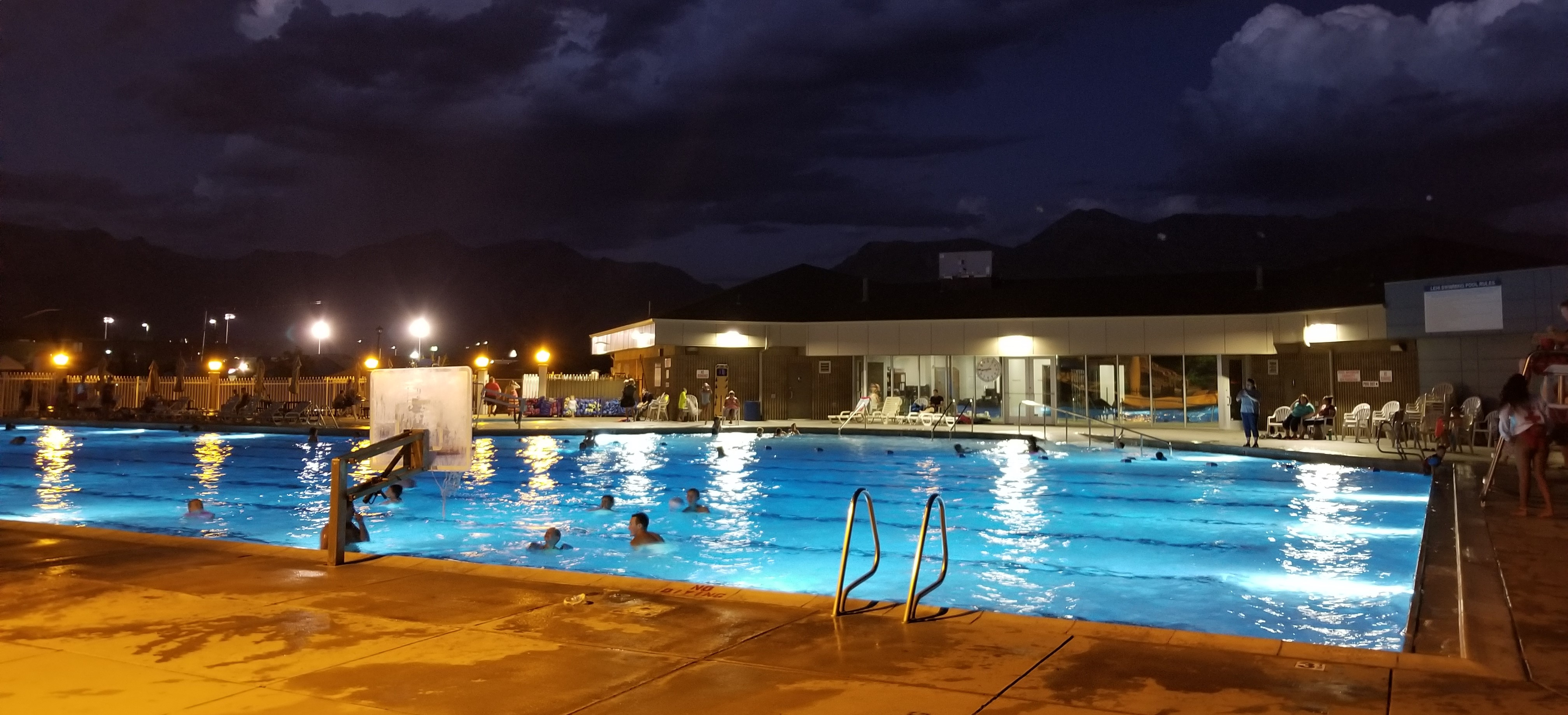Outdoor Pool Lehi City
