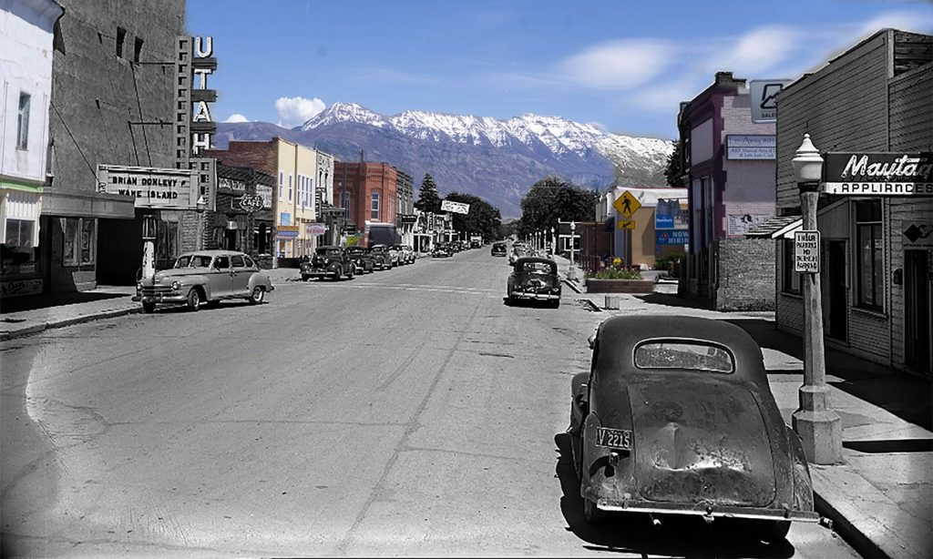 historic Lehi