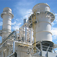Nebo Power Plant