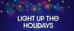 Light up the holidays