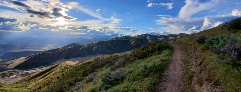 Lehi trail