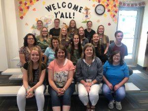 Literacy Center staff